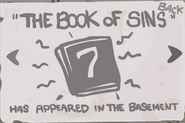 The Book Of Sins Geheimnis