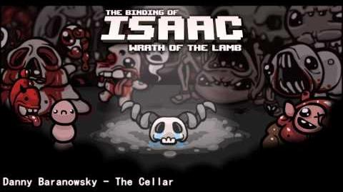 The Binding of Isaac - Wrath of the Lamb - The Cellar Theme