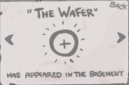 The Wafer Geheimnis