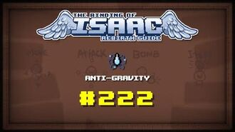 Binding of Isaac Rebirth Item guide - Anti-Gravity