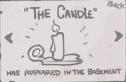 The Candle -secret-