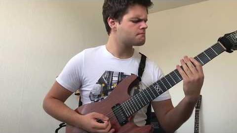 The Binding of Isaac Antibirth - Machine in the Walls (Metal Cover)-1