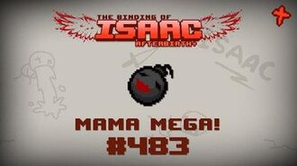 Binding of Isaac Afterbirth Item guide - Mama Mega!