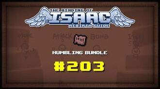 Binding of Isaac Rebirth Item guide - Humbling Bundle