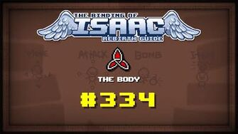 Binding of Isaac Rebirth Item guide - The Body