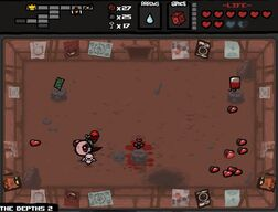Lucky with isaac