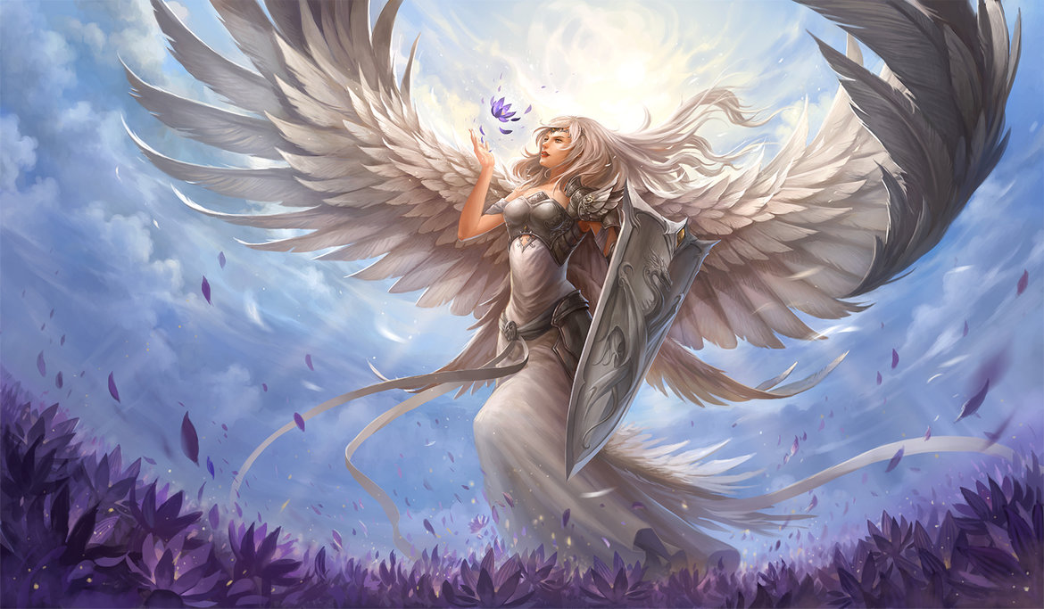 Image White angel by sandarad7v34yejpg The Binding of Isaac
