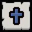Achievement a cross