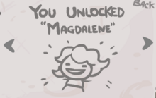 Maggy png