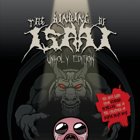 Satan from the <i>Unholy Edition</i> cover.