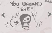 Unlock Eve