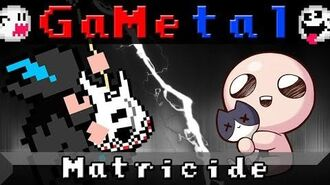 Matricide (The Binding of Isaac Rebirth) - GaMetal Remix (Halloween Special!)