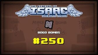 Binding of Isaac Rebirth Item guide - Bogo Bombs