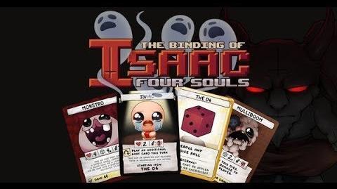 The Binding of Isaac Four Souls (Kickstarter)