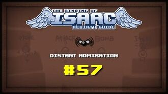 Binding of Isaac Rebirth Item guide - Distant Admiration