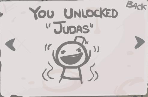 Judas secret