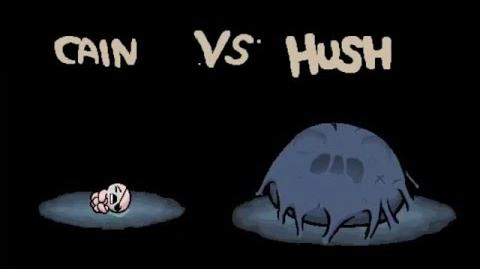 "Binding of Isaac Rebirth ""Hush"" final boss"