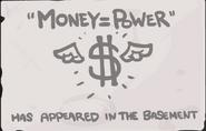 Money = Power Geheimnis