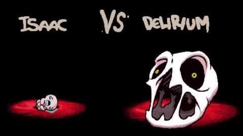 Демонстрация уровня Void и битва с Delirium (исправленная анимация)