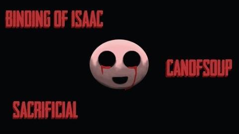 The Binding of Isaac Sacrificial Dubstep Remix