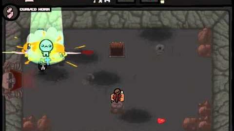 The Binding of Isaac - Dead Guppy exploit & Monstro II glitch