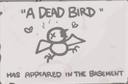 A Dead Bird Unlocked Crap