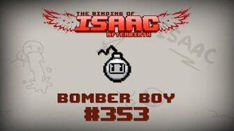 Binding of Isaac Afterbirth Item guide - Bomber Boy