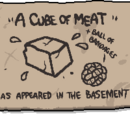 A Cube of Meat