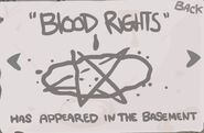 Blood Rights -secret-