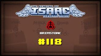 Binding of Isaac Rebirth Item guide - Brimstone