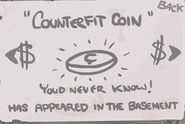 Counterfit Coin Geheimnis