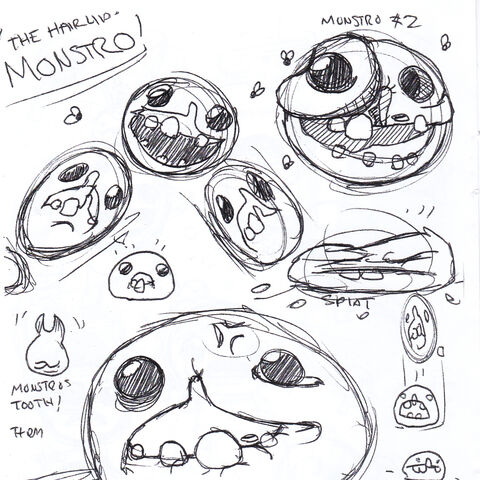 Monstro II in the <a href=
