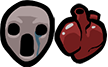 Mask Heart