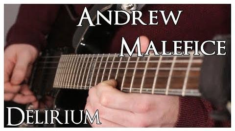 The Binding of Isaac Afterbirth - Delirium Metal Cover - Andrew Malefice-0