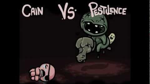 Cain vs. Pestilence - TBoI 1.4