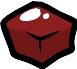 Cube Of Meat Icon
