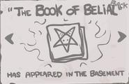 The Book Of Belial Geheimnis