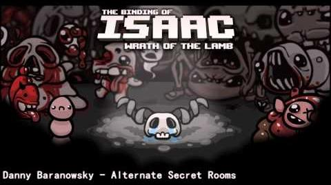 The Binding of Isaac - Wrath of the Lamb - Alternate Secret Room Theme