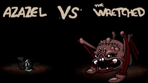 The Binding of Isaac - All Bosses - The Wretched Айзек - Все Боссы - Ущемленная