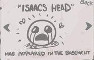Issacshead