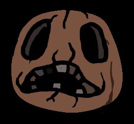 Pumpkin Mask The Binding Of Isaac Wiki Fandom Powered