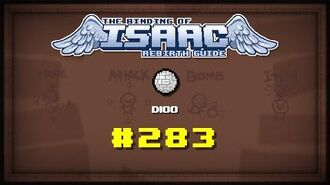 Binding of Isaac Rebirth Item guide - D100