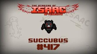 Binding of Isaac Afterbirth Item guide - Succubus