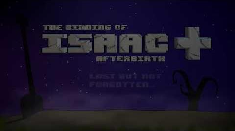 The Binding of Isaac Afterbirth ✝ The Forgotten Update