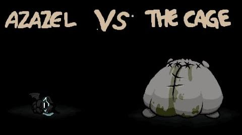 The Binding of Isaac - All Bosses - The Cage Айзек - Все Боссы - Клетка