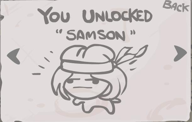 Samson -secret-