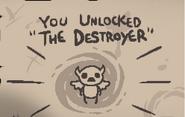 THE DESTRUYER