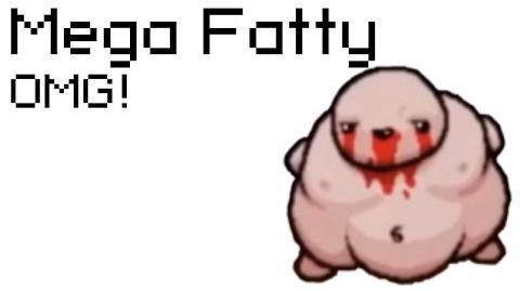The Binding of Isaac Rebirth - Boss «Mega Fatty»