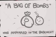 Bag of Bombs Unlock