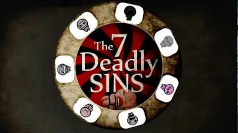 Binding of Isaac 7 Deadly Sins - Greed